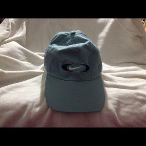 Nike Adjustable Light Blue Hat/Cap